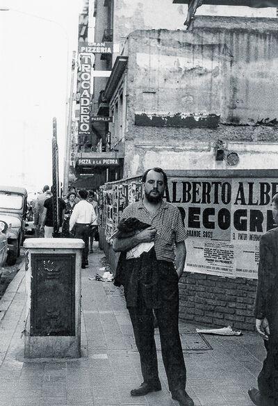 Alberto Greco, 'Alberto Greco: ¡Qué grande sos!', 1961