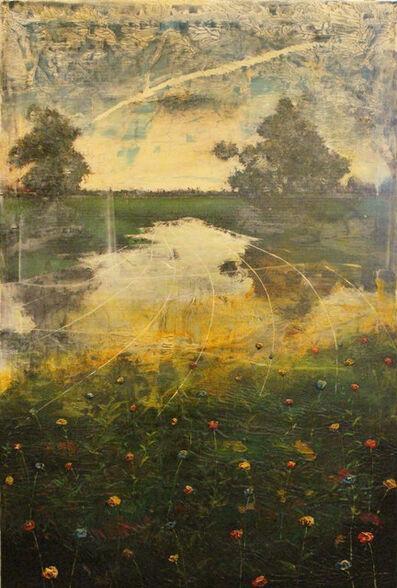 Jernej Forbici, 'Green Field', 2019