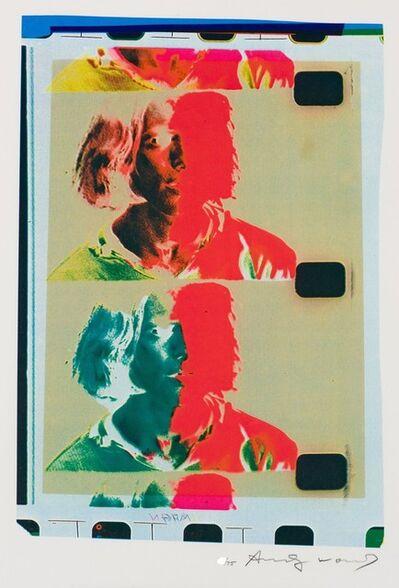 Andy Warhol, 'Eric Emerson (Chelsea Girls) (FS II.287)', 1982