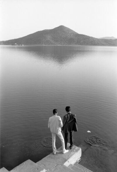 Sunil Gupta, 'Towards an Indian Gay Image, Lake Pichola, Udaipur', 2020