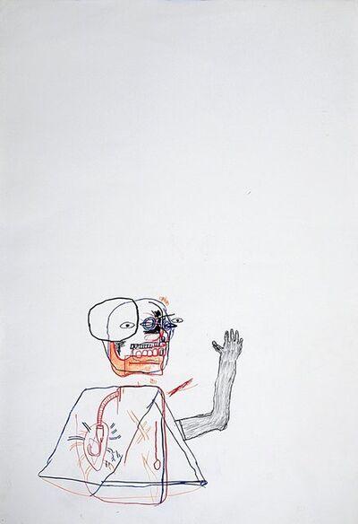 Jean-Michel Basquiat, 'Untitled', 1987-1988