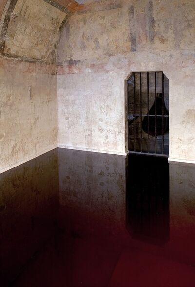 Per Barclay, 'Chapelle de Sainte Radegonde', 2005