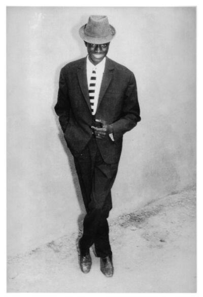 Malick Sidibé, 'Karim Keita, The Gentleman', 1967