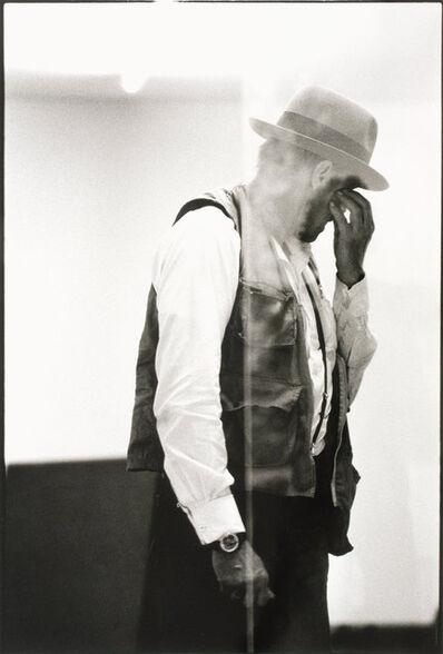 Benjamin Katz, 'Joseph Beuys, West-Kunst, Köln 1981', 1981