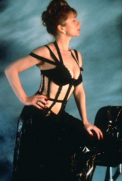 Jean Paul Gaultier, 'Helen Mirren in Peter Greenaway's 1989 film The Cook, The Thief, His Wife, and Her Lover', 1989