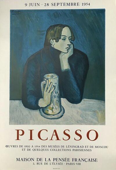 Pablo Picasso, 'Picasso ', 1954