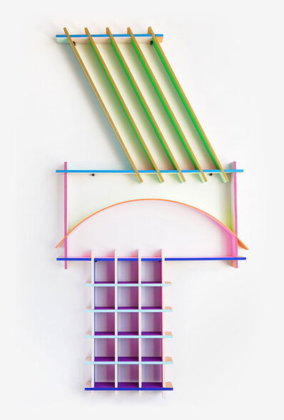 Adam Frezza & Terri Chiao, 'Lean Bow Stitch', 2019
