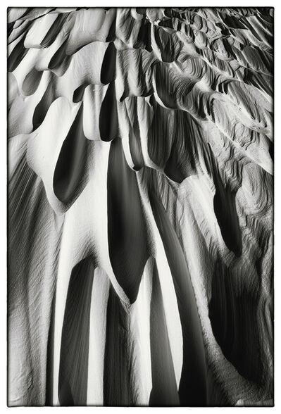Sebastian Copeland, 'Sastrugi III S85°02 E058°15, Antartica', 2012