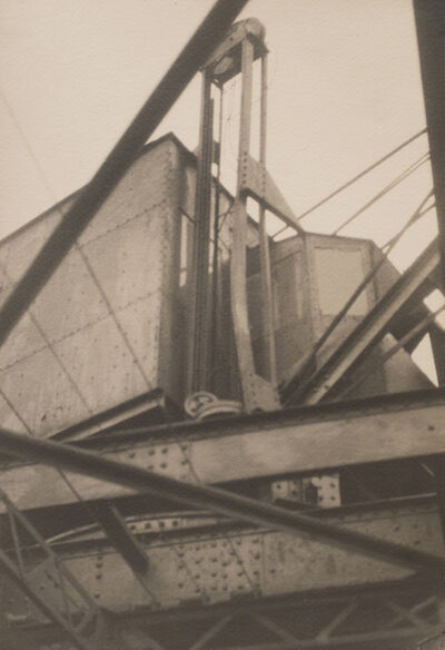 Germaine Krull, 'Untitled (Abstract Industrial Building)', 1925