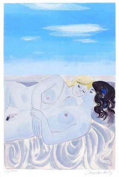 Roger Chapelain-Midy, 'Lovers', 1970s