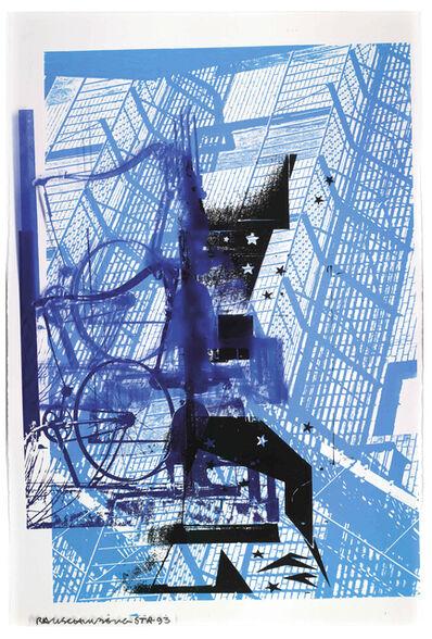 Robert Rauschenberg, 'Prime Pump (from ROCI USA, Wax Fire Works)', 1993