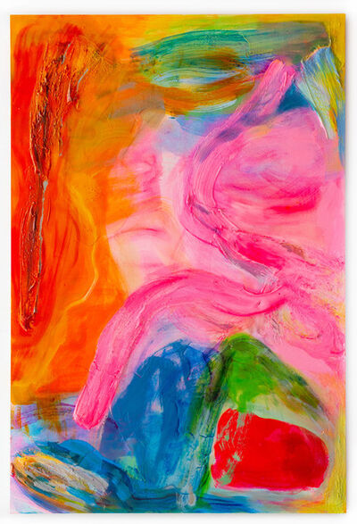 Debra Drexler, 'Pink Orange Summit', 2017