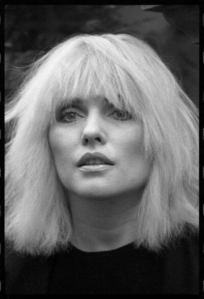 David Corio, 'Debbie Harry of Blondie at the Ritz Hotel, London, UK ', 1983