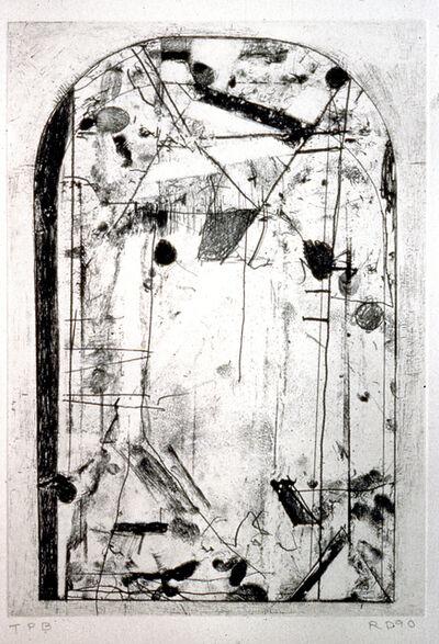 Richard Diebenkorn, 'DOMINO I', 1990