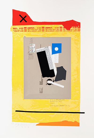 Ivan Chermayeff, 'Smoker', 1982