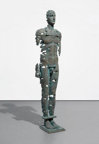 Egor Zigura, 'Colossus that awakens', 2016