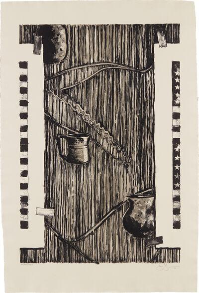 Jasper Johns, 'Ventriloquist', 1990