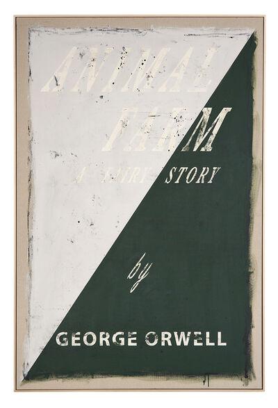 João Louro, 'Cover #31 (Animal Farm, George Orwell)', 2018