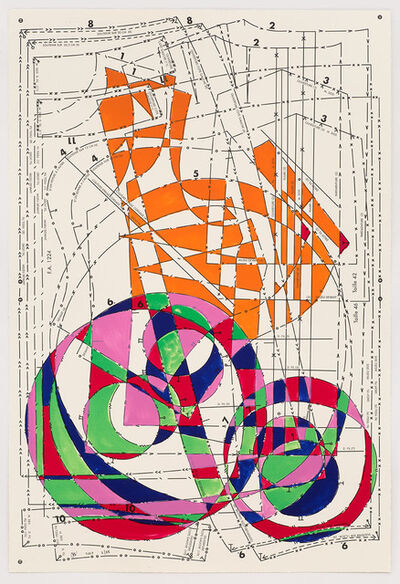 Hormazd Narielwalla, 'The Mesopotamian Maze No.1 & No.2', 2017