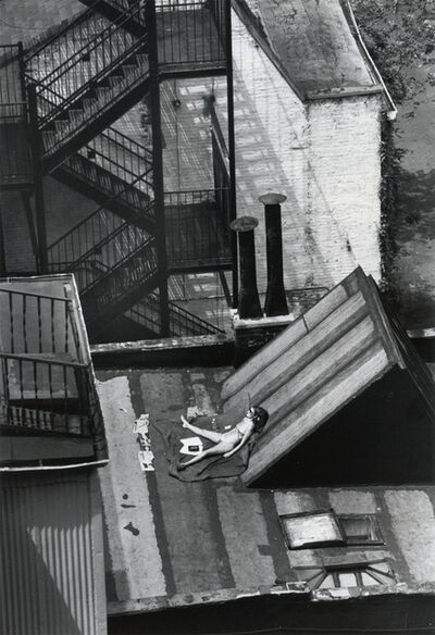 André Kertész, 'Sunny Day, New York', 1978