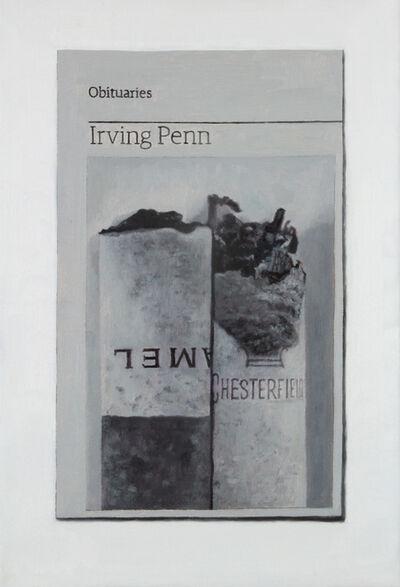Hugh Mendes, 'Obituary: Irving Penn', 2015
