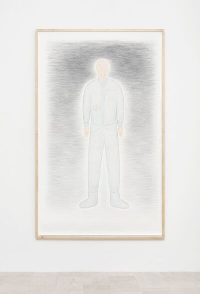 Rodrigo Hernández, ' Untitled (Spaceman 1) ', 2016