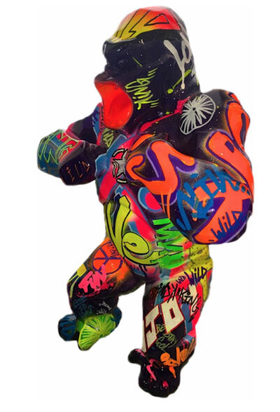 Richard Orlinski, 'Pop Wild Kong 52 cm', 2017