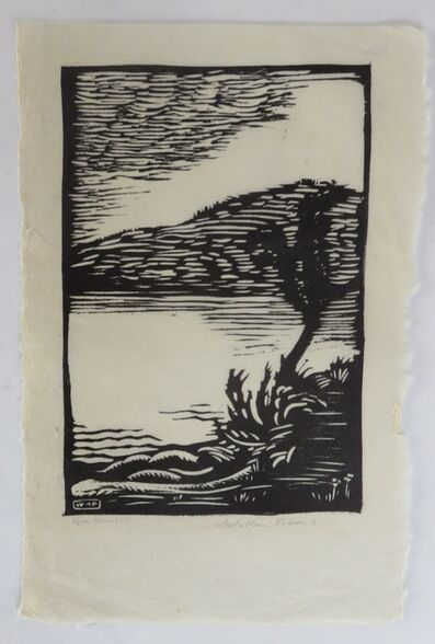 Wharton Esherick, 'Lyon Mountain', ca. 1920