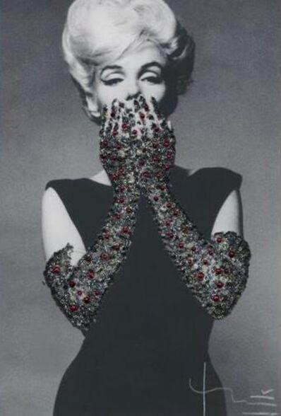 Bert Stern, 'Ruby Gloves', 2011
