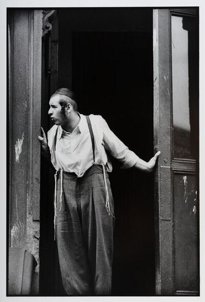 Leonard Freed, 'Williamsburg, NY', 1954