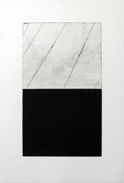 Brice Marden, 'Adriatics (1/3)', 1973