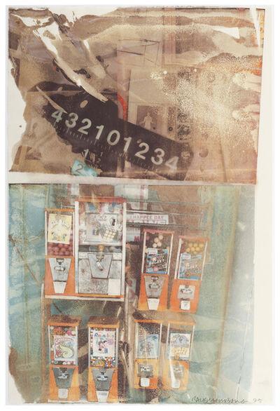 Robert Rauschenberg, 'Gift', 1995