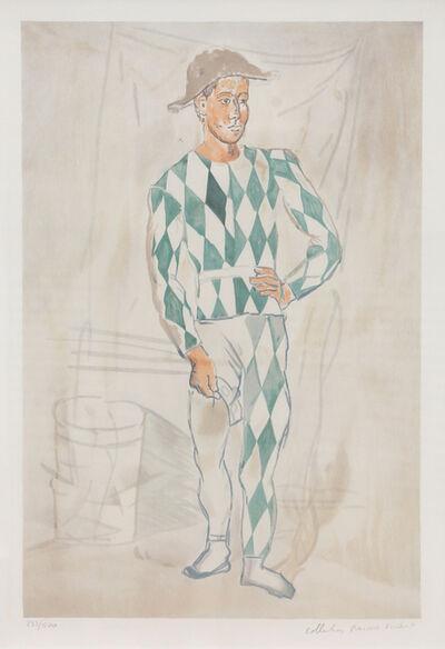 Pablo Picasso, 'Arlequin en Pied', 1973