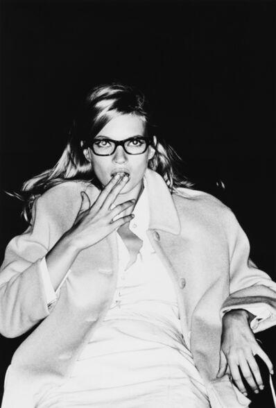 Ellen von Unwerth, 'Kate Moss, Kino Paris', 1998