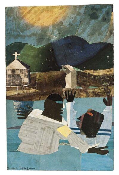 Romare Bearden, 'Baptism', 1964