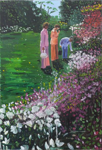 Anna Bjerger, 'Perennials', 2015