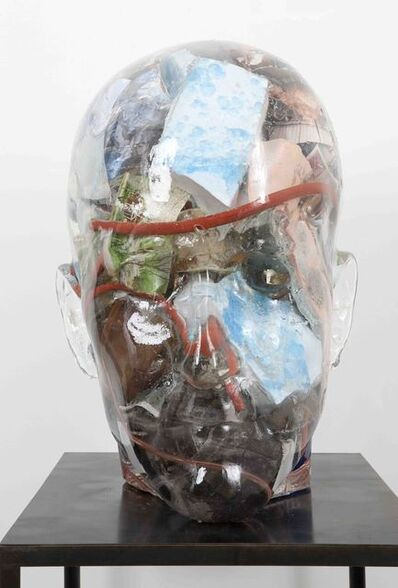 Richard Dupont, 'Mnemonic Head ', 2015