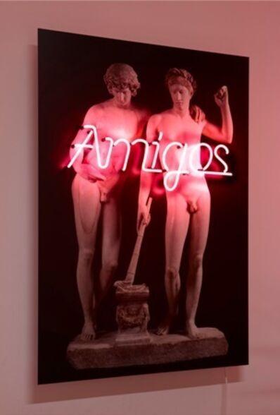 Elmgreen & Dragset, 'Amigos', 2011