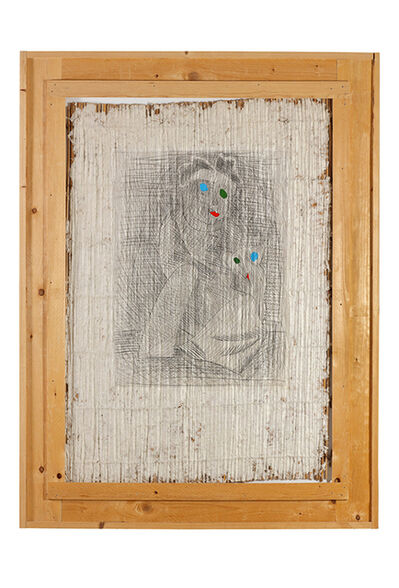 Sandro Chia, 'Untitled (Da Leonardo)', 1990
