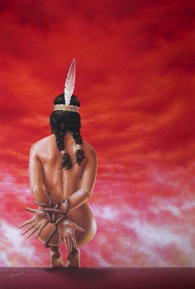 Ciruelo Cabral, 'India', 1995