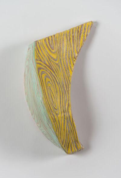 Andrea Lyons, 'Yellow Wedge', 2019