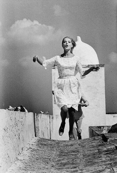 Tazio Secchiaroli, 'Virna Lisi 'Boccaccio 70'', 1962