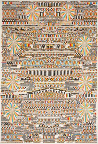 Matthew Craven, 'Life Totem I', 2011