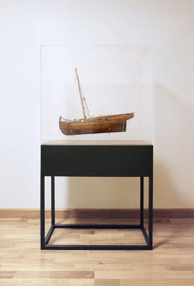Concha Martínez Barreto, 'Shipwreck - 1', 2018