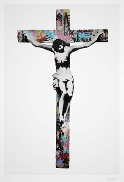 Kenny Random, 'Crucifixion', 2011