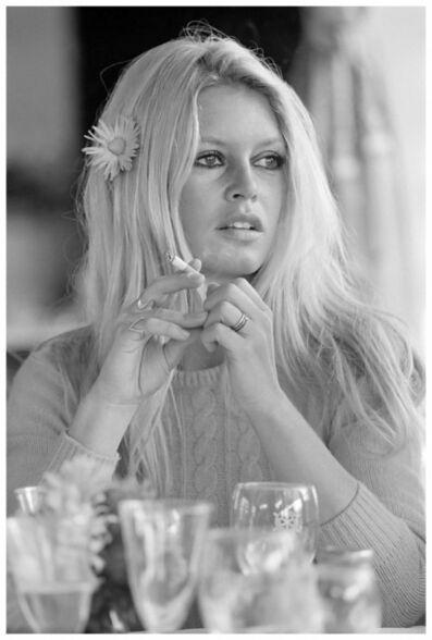 Terry O'Neill, 'Brigitte Bardot, Shalako Deauville ', 1968