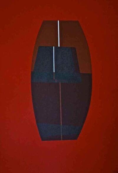 Lorenzo Indrimi, 'Red Six III', ca. 1970