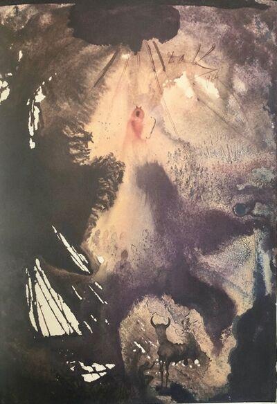 Salvador Dalí, 'I Am The Lord Your God, 'Ego SumnDominus Deus Tuus', Biblia Sacra', 1967