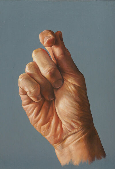 Daevid Anderson, 'Hand Study', 2014