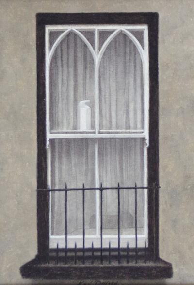 Ken Davies, 'Gothic Window '